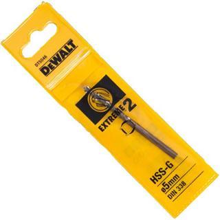 DeWalt 5.0x46mm Metal Drill Bit