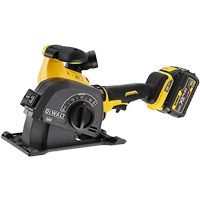 DeWalt Cordless Wall Chasers