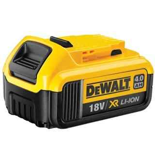 DeWalt DCB182 18.0v 4.0Ah Li-Ion Battery