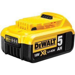 DeWalt DCB184 18V 5.0Ah Li-ion Battery