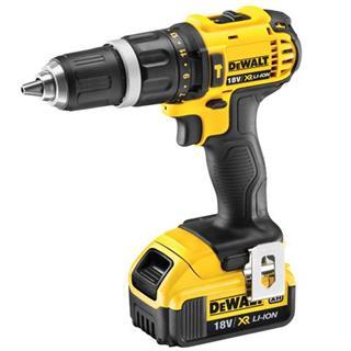 DeWalt Combi Drill 18v DCD 785M2 (4.0Ah Li-Ion)