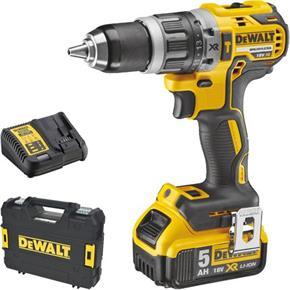 DeWalt DCD796 18V Brushless Combi Drill (1x 5Ah)