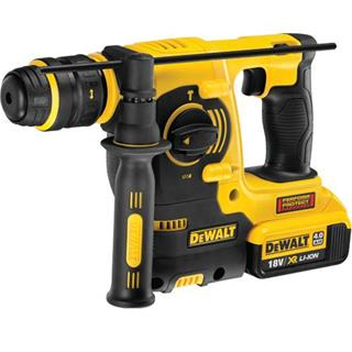 DeWalt DCH254 18v SDS+ Drill 4.0Ah QC Chuck