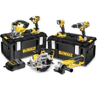 DeWalt DCK692M3 18v 3-Speed 6-Pc Kit (4.0Ah Li-ion)