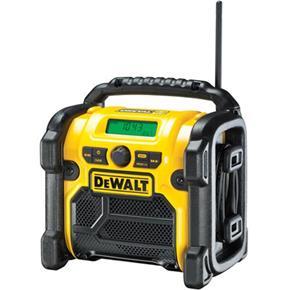 DeWalt DCR020 Mains/12V-18V DAB+ Site Radio (Naked)