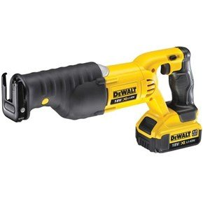 DeWalt DCS380M2 18v Reciprocating Saw (4.0Ah Li-Ion)
