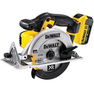 DeWalt DCS391M2 18v Circular Saw (4.0Ah Li-ion)