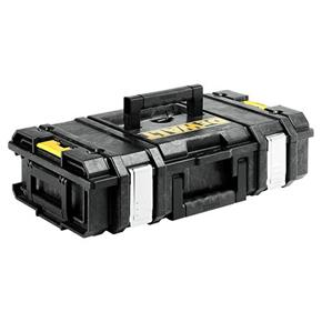 DeWalt Tough System DS150 Interlocking Organiser Tool Carry Case