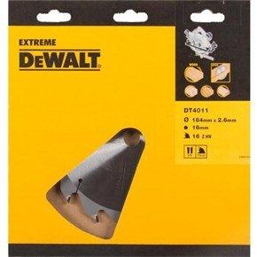 DeWalt DT4011 184mm TCT Saw Blade