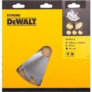 DeWalt DT4013 190mm TCT Saw Blade