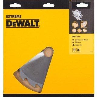 DeWalt DT4015 235mm TCT Saw Blade