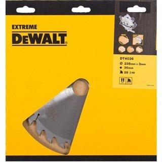 DeWalt DT4036 235mm TCT Saw Blade