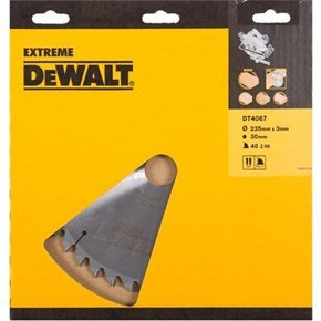 DeWalt DT4067 235mm TCT Saw Blade