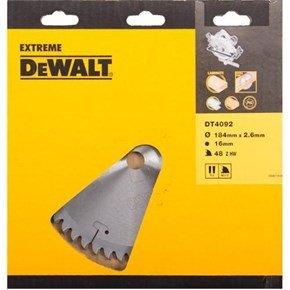 DeWalt DT4092 184mm TCT Saw Blade
