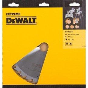 DeWalt DT4226 250mm TCT Saw Blade