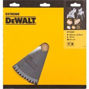 DeWalt DT4280 260mm TCT Saw Blade