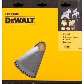 DeWalt DT4286 216mm TCT Saw Blade