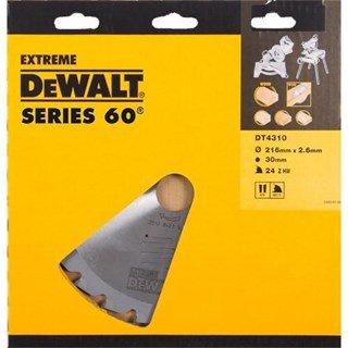 DeWalt DT4310 216mm TCT Saw Blade