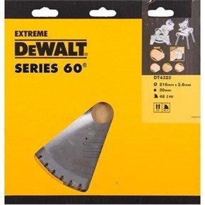 DeWalt DT4320 216mm TCT Saw Blade