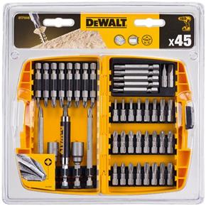 DeWalt DT71518 45pc Screwdriving Set