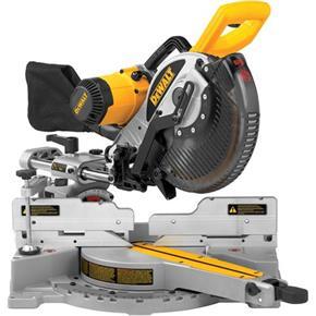 DeWalt DW717XPS 1675W 250mm Sliding Compound Mitre Saw