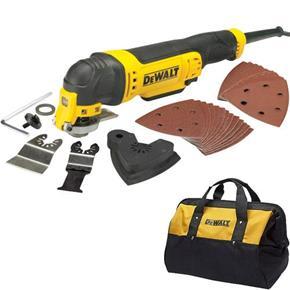 DeWalt DWE315B 300W Multi-tool Kit