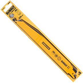 DeWalt Wood Demolition Reciprocating Blade (Pkt5)