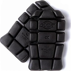 Dickies Black Knee Pads