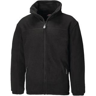Dickies Black Padded Fleece Jacket