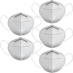 Disposable Face Masks (5pk)