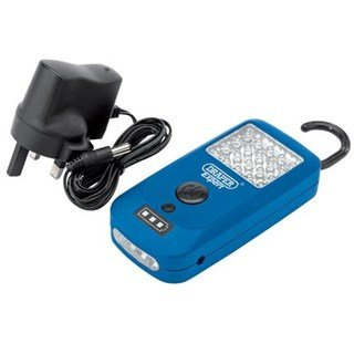 Draper Rechargeable 24 LED Worklight