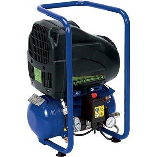 Draper 05634 6L 1.1kW Air Compressor