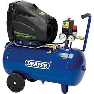 Draper 05635 24L 1.1kW Air Compressor
