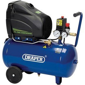 Draper 05635 24L 1.1kW Air Compressor