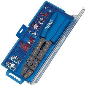 Draper 5-Way Crimping Tool & Terminal Kit