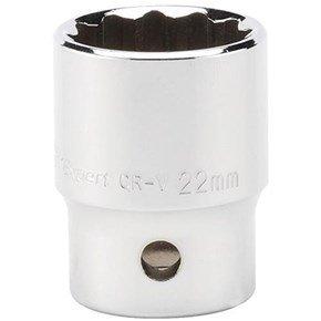 Draper 22mm 12pt Socket 1/2in Drive