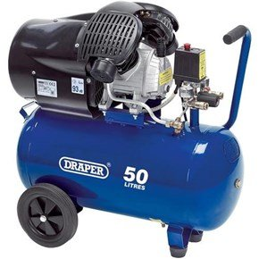 Draper 29355 50L 2.2kW Air Compressor