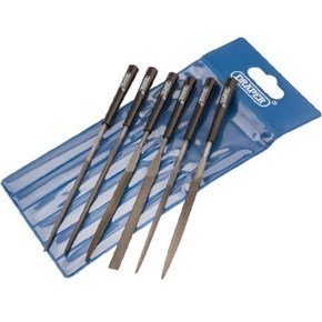 Draper Needle File Set (6pcs)