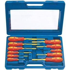 Draper 11pc Fully Insulated Screwdriver Set