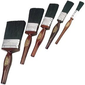 Draper Expert Paint Brush Set (5pcs)