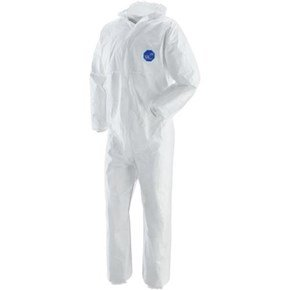 Tyvek Classic Xpert CHF5 Type 5/6 Disposable Coverall
