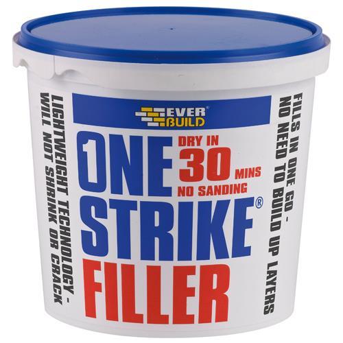 Everbuild One Strike Filler (5 Litre)