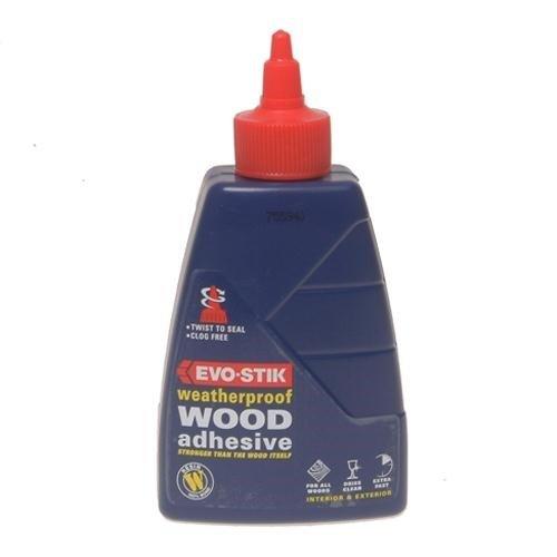 Evo-Stik Weatherproof Wood Ahesive 250ml