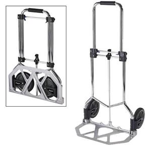 Einhell Folding Hand Truck 100kg Load 700x480x65mm
