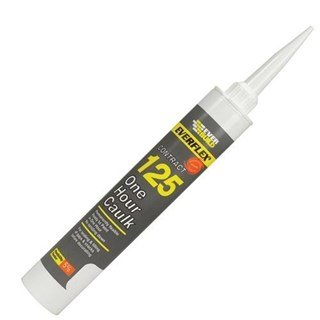 Everbuild 125 1 Hour Caulk (Brown)