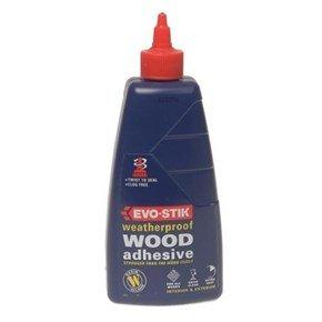 Evo-Stik Weatherproof Wood Adhesive 500ml