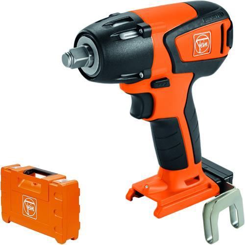 Fein ASCD 18-300 W2 18V Brushless Impact Wrench (Naked, Case)