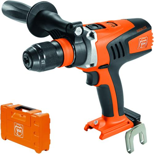 Fein ASCM 18 QM 18V Brushless Drill Driver (Naked, Case)