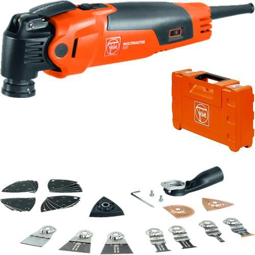 Fein MM 500 PLUS Top 350W StarlockPlus Multi-tool Kit