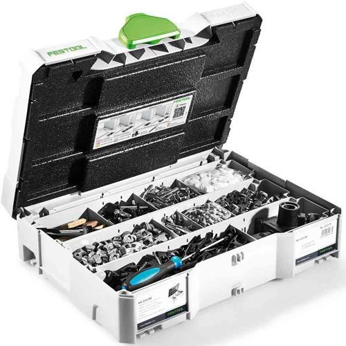 Festool 203170 DOMINO Connector Set (DF500 Jointer)